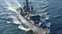В Средиземном море чуть не столкнулись американский эсминец и российский сторожевик